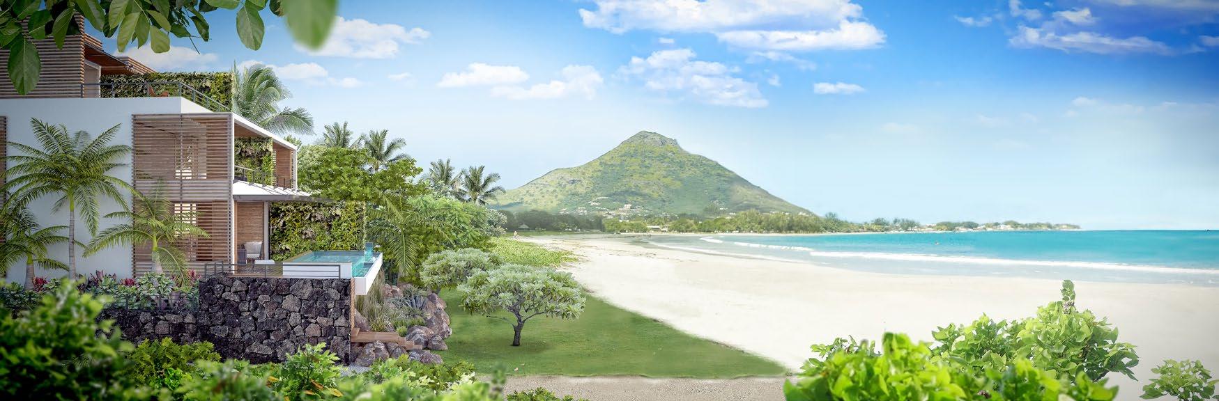 Ocean Legend - panorama
